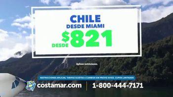 Costamar Travel TV Spot, 'Precios increíbles: Cancún y Madrid' [Spanish] - Thumbnail 5