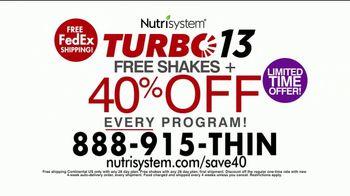 Nutrisystem Red Hot Sale TV Spot, 'Celebrate Summer' - Thumbnail 10