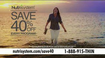 Nutrisystem Red Hot Sale TV Spot, 'Celebrate Summer' - Thumbnail 2