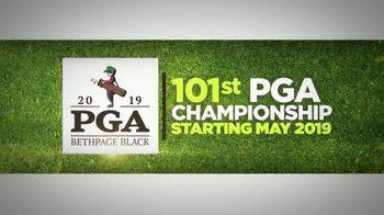 PGA TV Spot, '2019 PGA Bethpage Black: May 2019' - Thumbnail 1