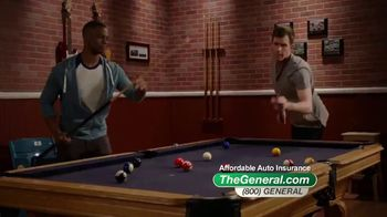 The General TV Spot, 'Man Cave' - Thumbnail 1