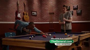 The General TV Spot, 'Man Cave' - Thumbnail 2