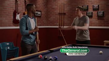 The General TV Spot, 'Man Cave' - Thumbnail 5