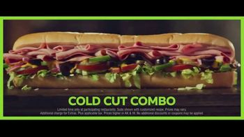 Subway TV Spot, 'Feed Your SUBconscious' - Thumbnail 9