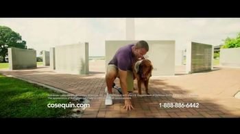 Cosequin TV Spot, \'Joint Health Support for Veteran Service Dog\'