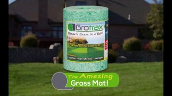 Grotrax TV Spot, 'Grass Mat' - Thumbnail 1