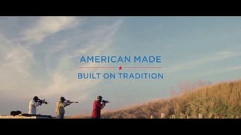 Hornady Frontier Cartridge TV Spot, 'American Made. Built on Tradition'