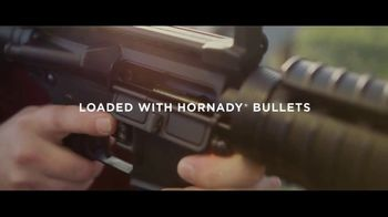 Hornady Frontier Cartridge TV Spot, 'American Made. Built on Tradition' - Thumbnail 8