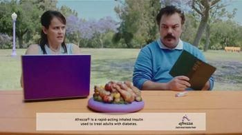 Afrezza TV Spot, 'Mealtime' - Thumbnail 2