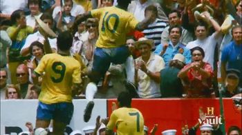 History Vault TV Spot, 'The History of Soccer' - Thumbnail 9