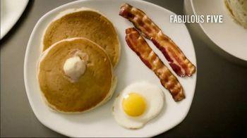 Perkins Restaurant & Bakery Great Plates TV Spot, 'New Dishes' - Thumbnail 8