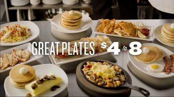 Perkins Restaurant & Bakery Great Plates TV Spot, 'New Dishes' - Thumbnail 9