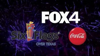 Six Flags July 4th Fest TV Spot, 'All-American Food Festival: Food & Games' - Thumbnail 2