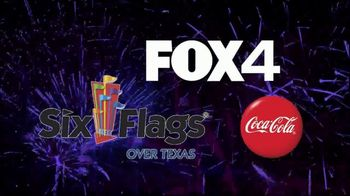 Six Flags July 4th Fest TV Spot, 'Exclusive Rides' - Thumbnail 2