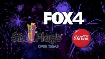 Six Flags July 4th Fest TV Spot, 'Exclusive Rides'