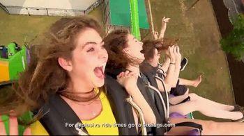 Six Flags July 4th Fest TV Spot, 'Exclusive Rides' - Thumbnail 5