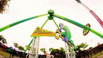 Six Flags July 4th Fest TV Spot, 'Exclusive Rides' - Thumbnail 7