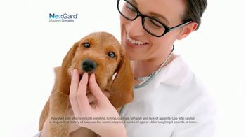 NexGard Chewables for Dogs TV Spot, 'Puppy Happiness' - Thumbnail 7