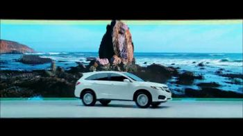 2018 Acura RDX TV Spot, 'By Design: Coast' [T2] - 97 commercial airings