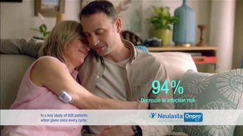 Neulasta Onpro TV Spot, 'Stay at Home'