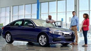 Honda Fourth of July Sales Event TV Spot, 'My Turn' [T2] - Thumbnail 7