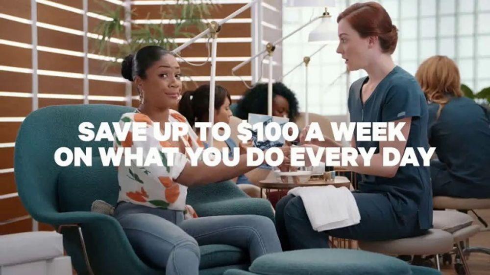Groupon TV Commercial, 'Mani-Pedi' Featuring Tiffany Haddish