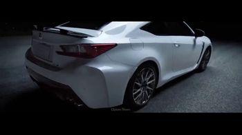 Lexus RC F TV Spot, 'The Path to Success' [T1] - Thumbnail 1