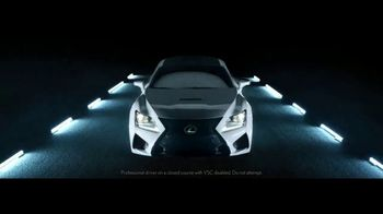 Lexus RC F TV Spot, \'The Path to Success\' [T1]