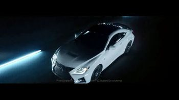Lexus RC F TV Spot, 'The Path to Success' [T1] - Thumbnail 6