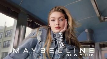 Maybelline New York The Falsies Mascara TV Spot, \'Volume\' Feat. Gigi Hadid
