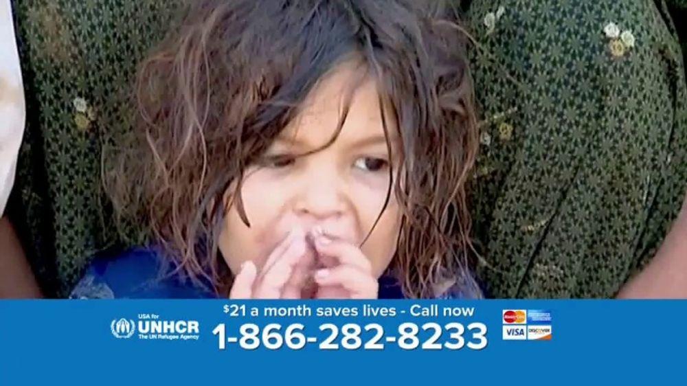 USA for UNHCR TV Commercial, 'Ella'