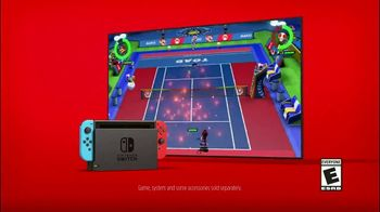 Mario Tennis Aces TV Spot, 'Disney Channel: 2018 Radio Disney Music Awards' - Thumbnail 8