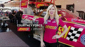E3 Spark Plugs TV Spot, 'Better Performance' Featuring Courtney Force - Thumbnail 1