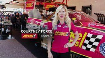 E3 Spark Plugs TV Spot, 'Better Performance' Featuring Courtney Force - Thumbnail 3