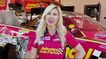 E3 Spark Plugs TV Spot, 'Better Performance' Featuring Courtney Force - 31 commercial airings