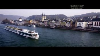 Scenic Europe River Cruise Collection TV Spot, 'PBS: Local Culture' - Thumbnail 1
