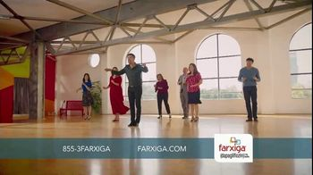 Farxiga TV Spot, 'Dance Class: $0 Co-Pay'
