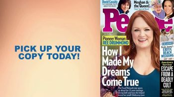 People Magazine TV Spot, 'Cover Story' - Thumbnail 10