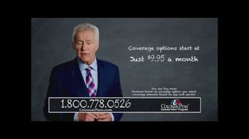 Colonial Penn TV Spot, 'Four Important Numbers' Featuring Alex Trebek - Thumbnail 3