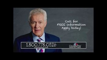 Colonial Penn TV Spot, 'Four Important Numbers' Featuring Alex Trebek - Thumbnail 6