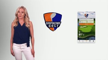 Supreme Golf TV Spot, 'More Deals and Courses Than Everyone Else Combined' - Thumbnail 9