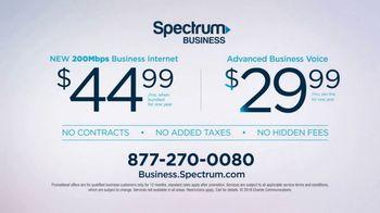 Spectrum Business TV Spot, '200Mbps Business Internet' - Thumbnail 7
