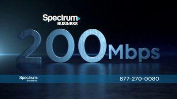 Spectrum Business TV Spot, '200Mbps Business Internet' - Thumbnail 3