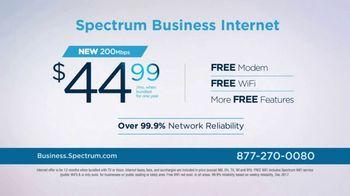 Spectrum Business TV Spot, '200Mbps Business Internet' - Thumbnail 4