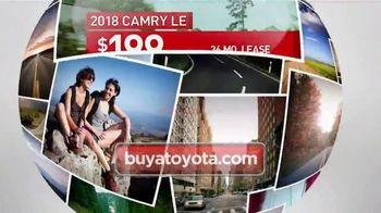 2018 Toyota Camry TV Spot, 'More Power, More Innovation' [T2] - Thumbnail 10