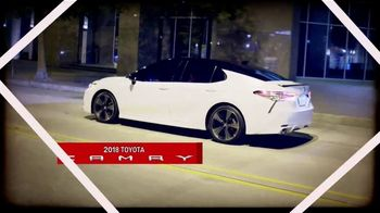 2018 Toyota Camry TV Spot, 'More Power, More Innovation' [T2] - Thumbnail 2