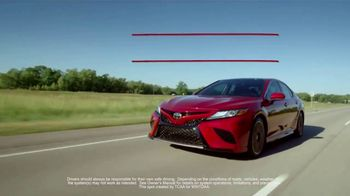 2018 Toyota Camry TV Spot, 'More Power, More Innovation' [T2] - Thumbnail 4