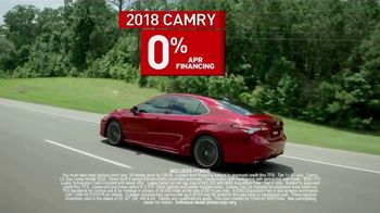 2018 Toyota Camry TV Spot, 'More Power, More Innovation' [T2] - Thumbnail 6