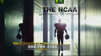 Circelli, Walter & Young, PLLC TV Spot, 'Football Concussions' - Thumbnail 4