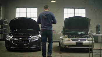 Valvoline Modern Engine Full Synthetic TV Spot, 'Carbon Buildup'